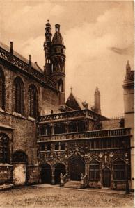 CPA Burgos La Chapelle du Saint Sang SPAIN (744044)