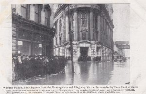 Pennsylvania Pittsburgh Pumpkin Flood Of 1832 Wabash Station