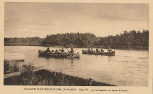 Eskimo & Indian Missions , Canada , 1910s ; View #10