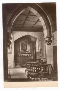 RP, Interior, All Saints Clevedon, Our Ladys Chapel, 20-40s