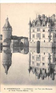 736 France  Chenonceaux  Le Château