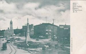 East End Public Square - Watertown NY, New York - UDB