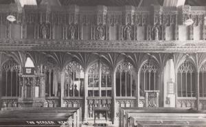 RP: The Screen , KENTON CHURCH, UK, 00-10s