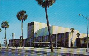 Jacksonville's Civic Auditorium Jacksonville Florida 1968