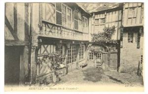 Maison Dite De Francois-1er, Abbeville (Somme), France, 1900-1910s