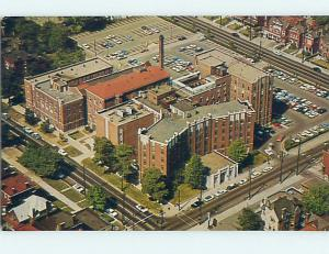 Unused Pre-1980 AERIAL VIEW Louisville Kentucky KY hs8090