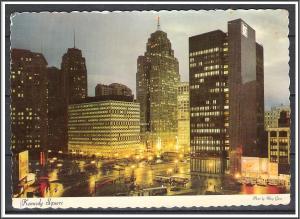 Michigan, Detroit Kennedy Square