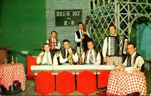Michigan Detroit Club Polka 1954