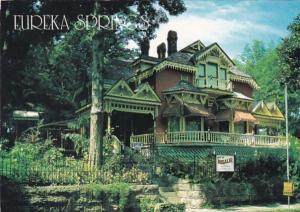 Arkansas Eureka Springs The Rosalie Built 1880