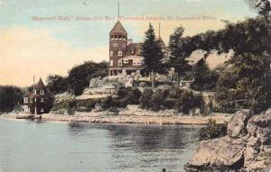 Hopewell Hall, Alexandria Bay,Thousand Islands,St. Lawrence River,Canada,00...