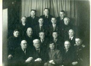 231477 USSR Active participants defense Tsaritsyn Civil War Moscow photo 1957