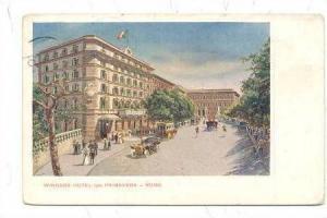 Windsor Hotel late Primavera , Rome , Italy , 00-10s