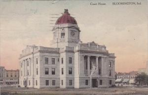 Indiana Bloomington Court House 1911