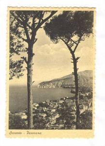 SORRENTO, Italy, 30-40s Panorama
