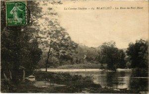 CPA Beaulieu - Les Rives do Port-Haut (1039709)