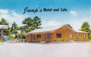 Georgia Chauncey Jumps Motel And Restaurant