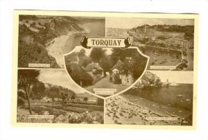 5Views,Oddicombe Beach,Torre Abbey Gardens,Harbour & Strand,The Beach,Cocking...