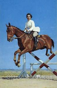 Western Cowgirl Postcard Postcards