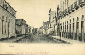brazil, CEARA CEARÁ, Rua do Major Facundo (1899) Levy & Cia. 56891