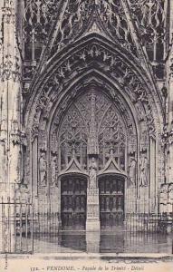 Facade De La Trinite, Vendome (Loir Et Cher), France, 1900-1910s