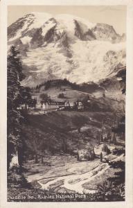 RP: Paradise Inn, Rainier National Park, Washington, 1910-20s