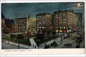 Lafayette Square, Buffalo NY