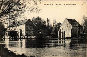CPA Bords du Loiret Moulin vieux (608076)