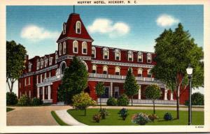 North Carolina Hickory The Huffry Hotel