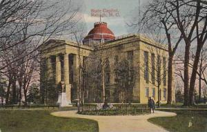 State Capitol, Raleigh, North Carolina, 10-20s