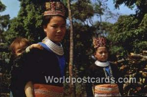 Chiengmai Province Thailand Young Meo Hill Tribe Chiengmai Province Young Meo...