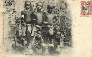 CPA Djibouti Afrique - Les Guides des Passagers (87030)