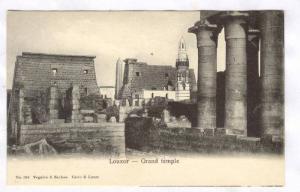 Louxor - Grand Temple, Egypt, 00-10s