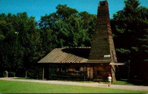 Pennsylvania Titusville The Drake Well 1959