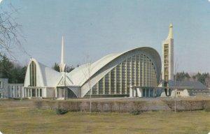 NICOLET , Quebec , Canada , 50-60s ; Cathedrale