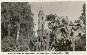RP: SAN LUIS POTOSI , S.L.P. , Mexico, 1930-40s ; San Juan de Guadalupe
