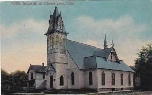 Ohio Lima Grace M E Church