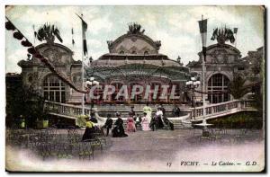 Vichy Postcard Old Casino