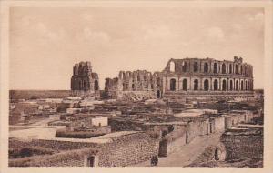 Tunisia El-Djem Le Colisee Vue Generale