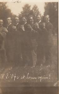 RP: PEORIA , Illinois , PU-1911 ; College men