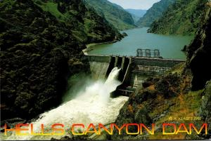 Oregon Hells Canyon Dam