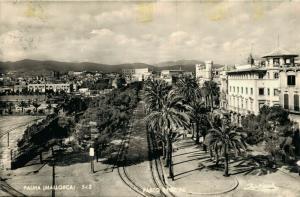 Spain Palma Mallorca Paseo Sagrera 01.94