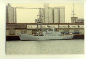 na0425 - Royal Navy Warship - HMS Shetland- photograph 6x4
