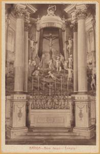 Braga, Portugal, Bom Jesus, Templo - Temple of Bom Jesus
