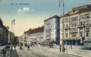 Praterstrabe Wien, Vienna Austria 1936