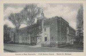 Michigan Detroit Convent Of Mary Reparatrix Albertype