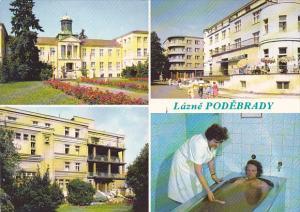 Czechoslovakia Lazne Podebrady Multi View