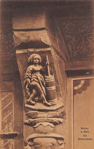 Goslar am Harz Die Butterhanne Statue