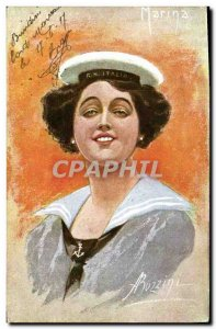 Old Postcard Fantasy Illustrator Marina