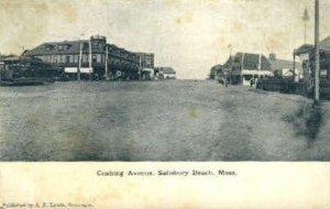 Cushing Ave. - Salisbury Beach, Massachusetts MA