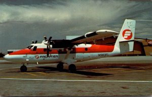 Frontier Airlines DeHavilland Canada DHC-6 Twin Otter